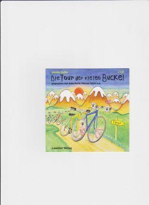 Die Tour der vielen Buckel von Gubo,  Johann
