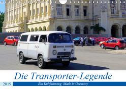 Die Transporter-Legende – Ein Kultfahrzeug Made in Germany (Wandkalender 2019 DIN A4 quer) von von Loewis of Menar,  Henning