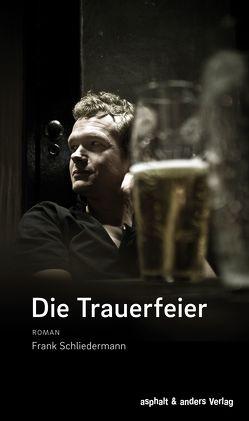 Die Trauerfeier von Schliedermann,  Frank