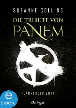 Die Tribute von Panem. Flammender Zorn von Collins,  Suzanne, Hachmeister,  Sylke, Klöss,  Peter