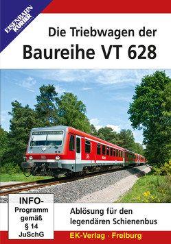 Die Triebwagen der Baureihe VT 628