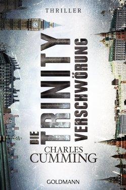 Die Trinity Verschwörung von Ahlers,  Walter, Cumming,  Charles