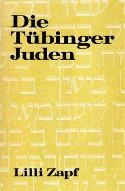Die Tübinger Juden von Zapf,  Lilli