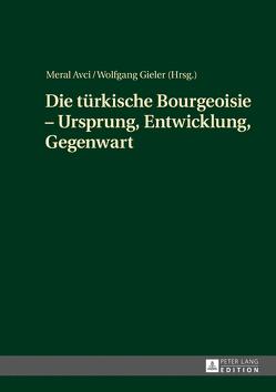 Die türkische Bourgeoisie – Ursprung, Entwicklung, Gegenwart von Avci,  Meral, Gieler,  Wolfgang