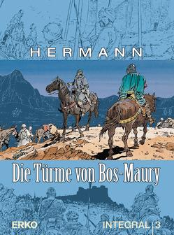 Die Türme von Bos-Maury Integral 3