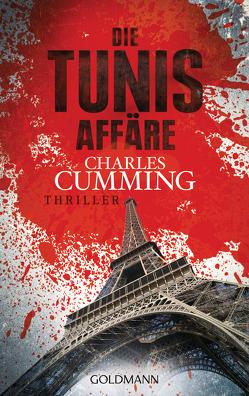 Die Tunis Affäre von Ahlers,  Walter, Cumming,  Charles