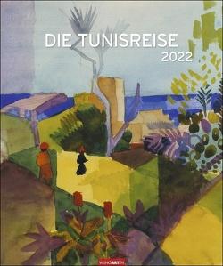 Die Tunisreise Edition Kalender 2022 von Weingarten