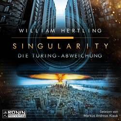 Die Turing Abweichung von Hertling,  William, Klauk,  Markus Andreas, Weber,  Mark Tell