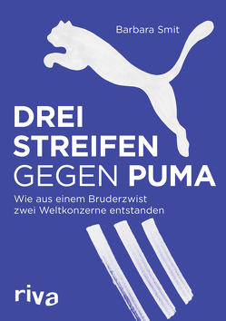 Drei Streifen gegen Puma. von Smit,  Barbara