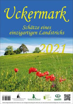 Die Uckermark 2021 von Schmook,  Karla