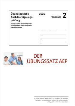 Die Übungssätze Ausbildereignungsprüfung Variante 2 von Gress,  Bernhard, Semper,  Dr. Lothar