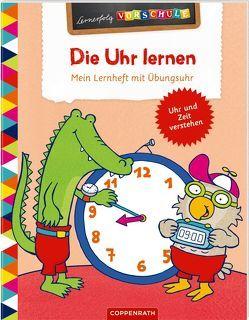 Die Uhr lernen von Carstens,  Birgitt, Wagner,  Charlotte