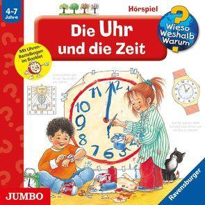 Die Uhr und die Zeit von Missler,  Robert, Weinhold,  Angela