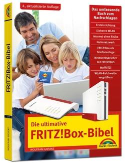 Die ultimative FRITZ! Box Bibel – Das Praxisbuch von Gieseke,  Wolfram