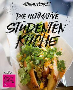 Die ultimative Studentenküche von Wiertz,  Stefan
