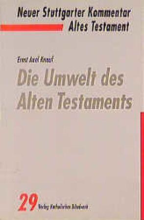 Die Umwelt des Alten Testaments von Knauf-Belleri,  Ernst A