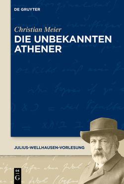 Die unbekannten Athener von Meier,  Christian