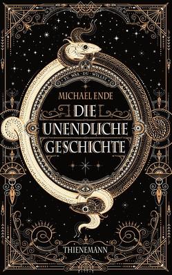 Die unendliche Geschichte von Ende,  Michael, Kimmerle,  Michael, Seeger,  Claudia