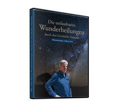 Die unfassbaren Wunderheilungen durch den Geistheiler Sananda von Brecht,  Oliver Michael