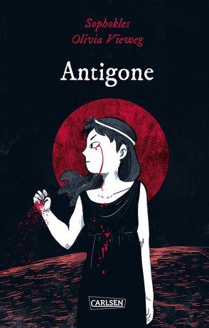 Die Unheimlichen: Antigone von Kreitz,  Isabel, Vieweg,  Olivia