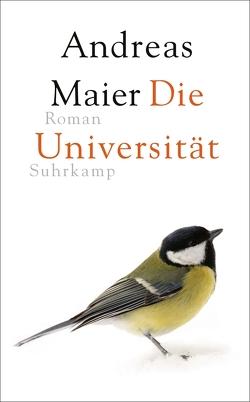 Die Universität von Maier,  Andreas