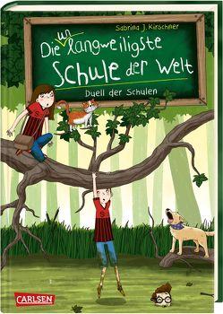 Die unlangweiligste Schule der Welt 5: Duell der Schulen von Kirschner,  Sabrina J., Parciak,  Monika