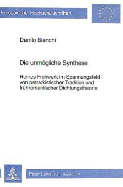 Die unmögliche Synthese von Bianchi,  Danilo