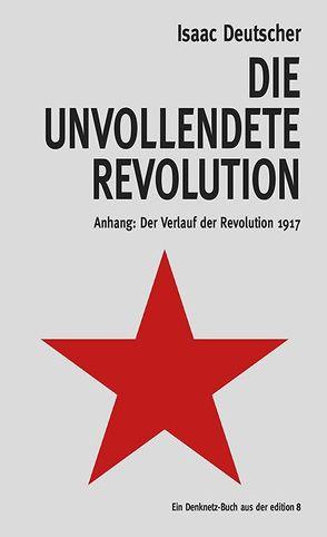 Die unvollendete Revolution von Ringger,  Beat
