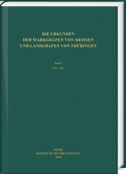 Die Urkunden der Markgrafen von Meißen und Landgrafen von Thüringen von Graber,  Tom, Kälble,  Mathias