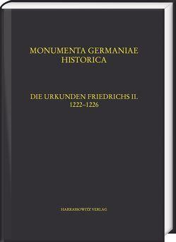 Die Urkunden Friedrichs II. von Friedl,  Christian, Gutermuth,  Katharina, Höflinger,  Klaus, Koch,  Walter, Spiegel,  Joachim