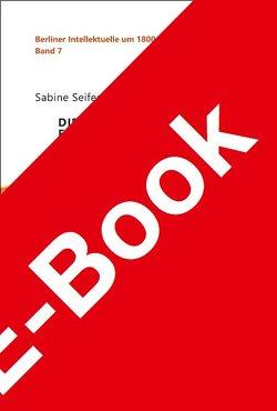 Die Ursprünge der Berliner Forschungsuniversität von Seifert,  Sabine
