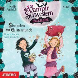 Die Vampirschwestern black & pink. Sturmfrei zur Geisterstunde von Danowski,  Katja, Fendrich,  Nadja
