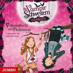 Die Vampirschwestern black & pink. Vollmondnacht mit Fledermaus von Danowski,  Katja, Fendrich,  Nadja