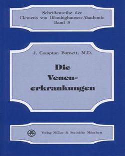 Die Venenerkrankungen von Burnett,  Compton J, Kohl,  Henner