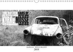 Die verfallenen Autos von Kyrkö Mosse (Wandkalender 2019 DIN A4 quer) von Hellmann,  Andreas