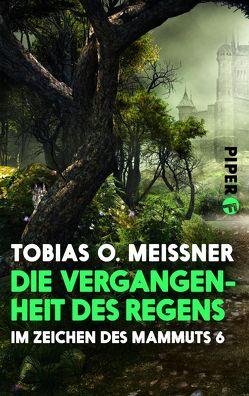 Die Vergangenheit des Regens von Meissner,  Tobias O