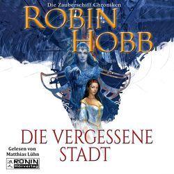Die vergessene Stadt von Hobb,  Robin