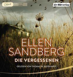 Die Vergessenen von Meinhardt,  Thomas M., Sandberg,  Ellen
