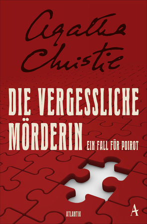 Die vergessliche Mörderin von Christie,  Agatha, Janus,  Edda