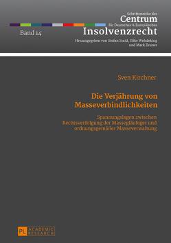Die Verjährung von Masseverbindlichkeiten von Kirchner,  Sven