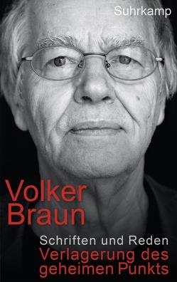 Die Verlagerung des geheimen Punkts von Braun,  Volker