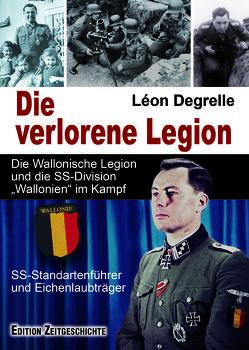 Die verlorene Legion von Degrelle,  Leon