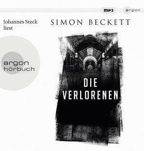 Die Verlorenen von Beckett,  Simon, Längsfeld,  Sabine, Steck,  Johannes, Witthuhn,  Karen