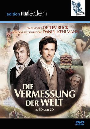 Die Vermessung der Welt von Buck,  Detlev, Kehlmann,  Daniel