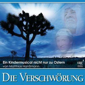 Die Verschwörung (CD) von Hanßmann,  Matthias
