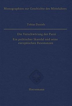 Die Verschwörung der Pazzi von Daniels,  Tobias
