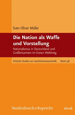 Die Verteidigung der bürgerlichen Nation von Föllmer,  Moritz