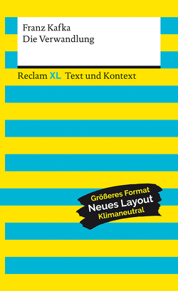 Die Verwandlung. Textausgabe mit Kommentar und Materialien von Kafka,  Franz, Kellermann,  Ralf