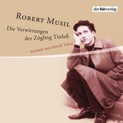 Die Verwirrungen des Zöglings Törless von Musil,  Robert, Tukur,  Ulrich