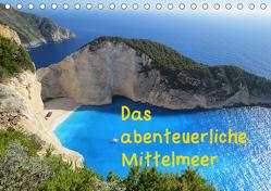 Die Vielfalt der Mittelmeerregion (Tischkalender 2020 DIN A5 quer) von Schneider,  Justus